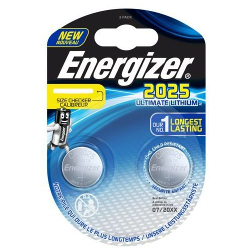 Bateria LITOWA CR2016 ULTIMATE LITH 2SZT. ENERGIZER, 1_214711