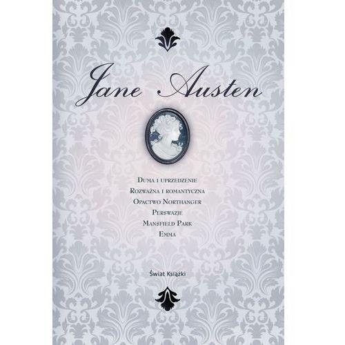 Jane Austen. Dzieła zebrane, oprawa twarda