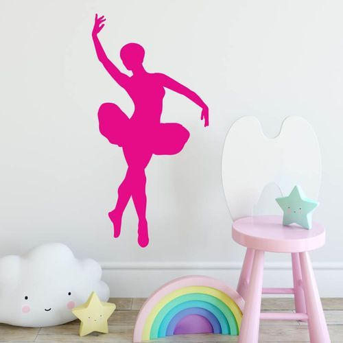 Szablon do malowania dla dzieci tancerka 2404 marki Wally - piękno dekoracji