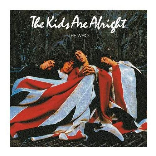 THE KIDS ARE ALRIGHT - The Who (Płyta CD), 5436942