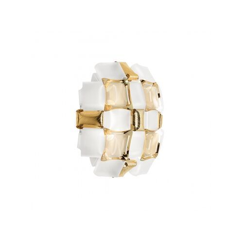 Kinkiet mida applique white/gold marki Slamp