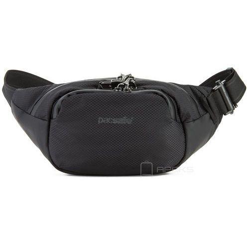 "Pacsafe venturesafe x waistpack saszetka biodrowa / nerka na tablet 7"" / czarna - black"