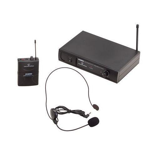 Soundsation WF-U11PB system bezprzewodowy UHF, nagłowny pojedynczy