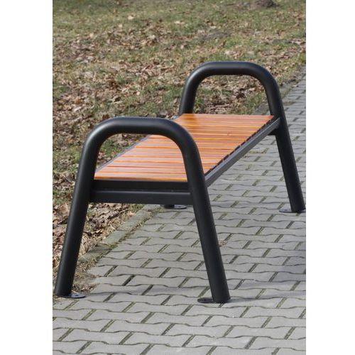 Nowoczesna ławka spartan prestige - transport gratis! marki Eco-market.pl