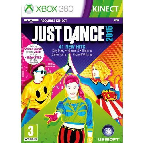 OKAZJA - JUST DANCE 2015 (Xbox 360)