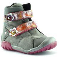 Buty zimowe dla dzieci Kornecki 06054, kolor różowy