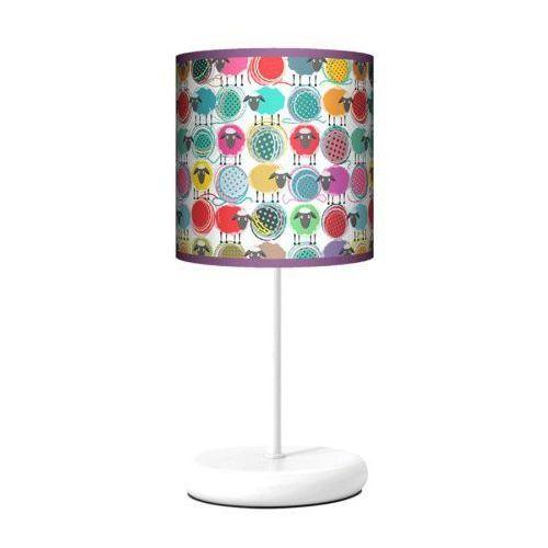 Lampa stojąca EKO - Owcza wełna, eko_owczawelna_065