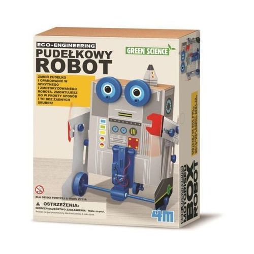 Green Science - Pudełkowy Robot 4M, 1_635940
