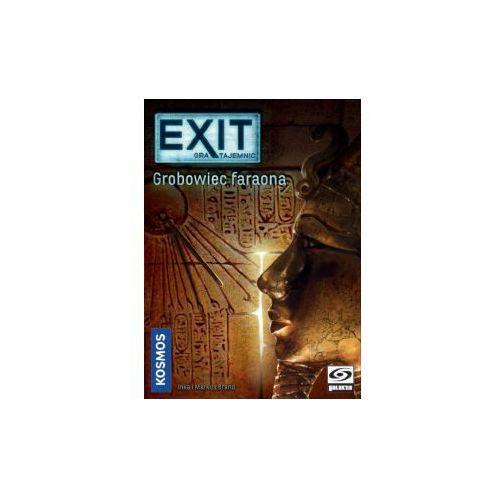EXIT: Gra Tajemnic - Grobowiec Faraona. Gra Planszowa