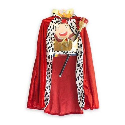 Kostium dziecięcy Król - roz. un. (5901238698012)