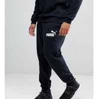 Puma plus ess no.1 joggers in black 83826401 - black