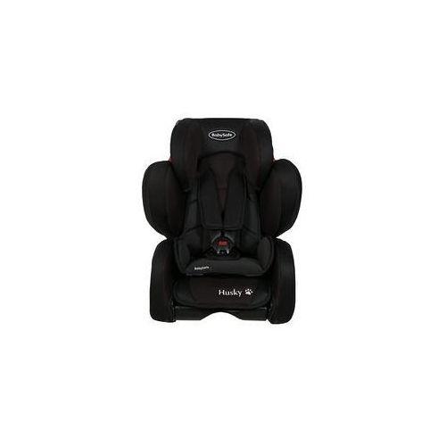 Babysafe Fotelik samochodowy husky 2.0. 9-36kg + gratis (black)