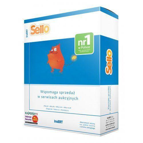 Insert Sello system sprzedaży w serwisach aukcyjnych (5907616102386)