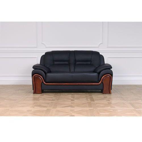 Sofa 2-osobowa PALLADIO, 611-2 BLACK