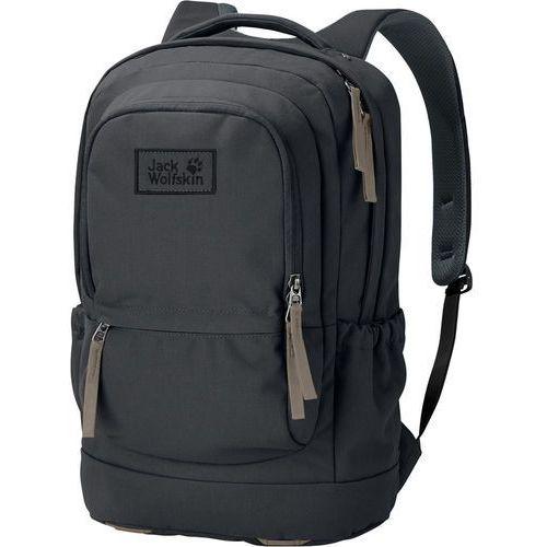 Jack wolfskin road kid 20 plecak dzieci czarny 2018 plecaki szkolne i turystyczne (4055001398652)