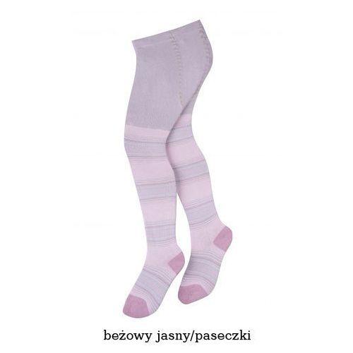 Rajstopy cotton candy 071 dziewczynka 92-122 116-122, jeans-serduszka, steven marki Steven