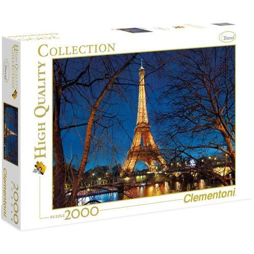 Clementoni Puzzle 2000 el hq paris (8005125325542)