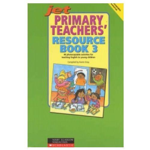 Junior English Timesaver: Primary Teacher's Resource Book 3, oprawa miękka