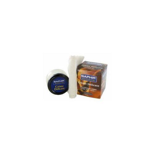 Delicate Cream 50ml + szmatka - krem do skór delikatnych SAPHIR, B16E-947FF