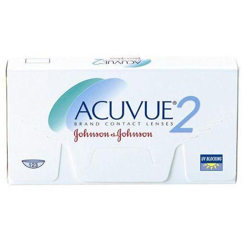 Acuvue 2 6 sztuk marki Johnson & johnson