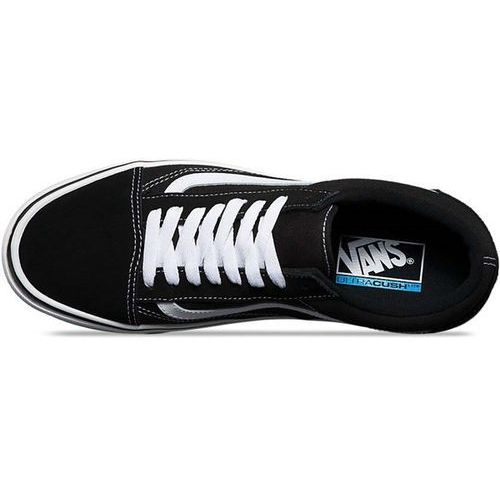 Buty - old skool lite (suede/canvas) (iju), Vans