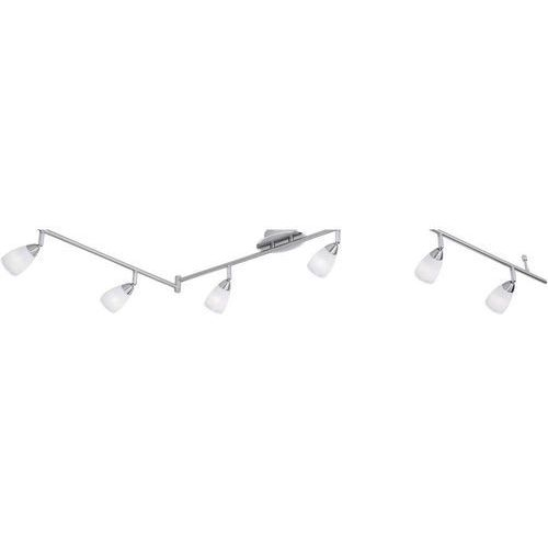 Lampa punktowa LeuchtenDirekt 11896-55 G9, (DxSxW) 180 x 20 x 17 cm, stalowy (4043689914837)