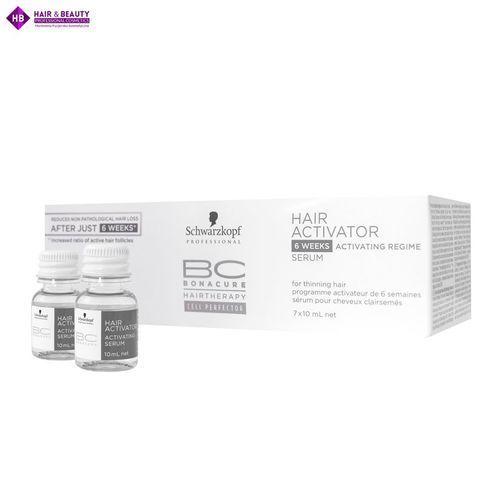 Schwarzkopf  bc bonacure hairtherapy cell perfector przeciw wypadaniu włosów 7x10 ml