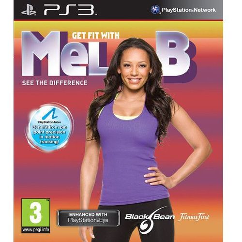 Get Fit with Mel B (PS3)