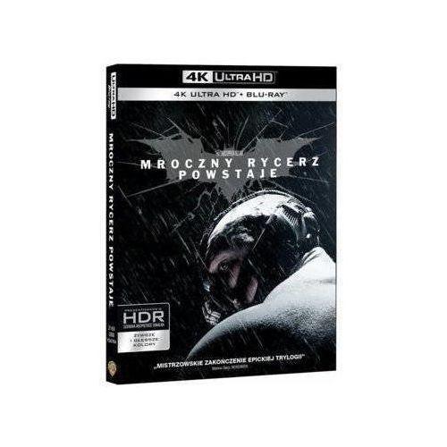 MROCZNY RYCERZ POWSTAJE (3BD 4K) (Płyta BluRay)