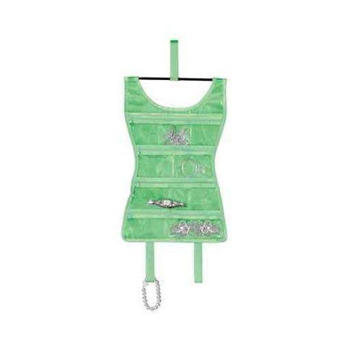 Organizer biżuterii sukienka mini zielona marki D2.design