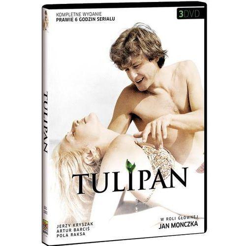 Tulipan (2 DVD) - Dostawa zamówienia do jednej ze 170 księgarni Matras za DARMO (7321997120094)