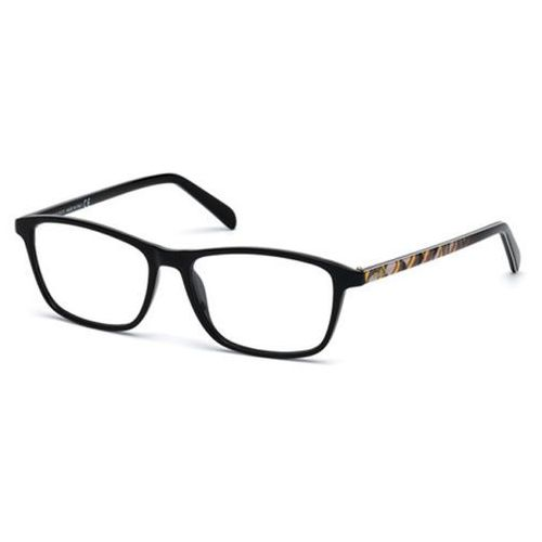 Okulary korekcyjne  ep5048 001 wyprodukowany przez Emilio pucci