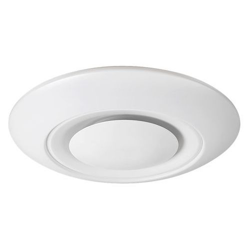 Plafon calvin 2493 lampa sufitowa 1x24w led biały marki Rabalux