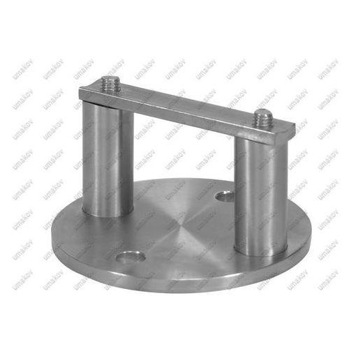 Mocowanie boczne słupka aisi304, d100/d48,3x2mm marki Umakov