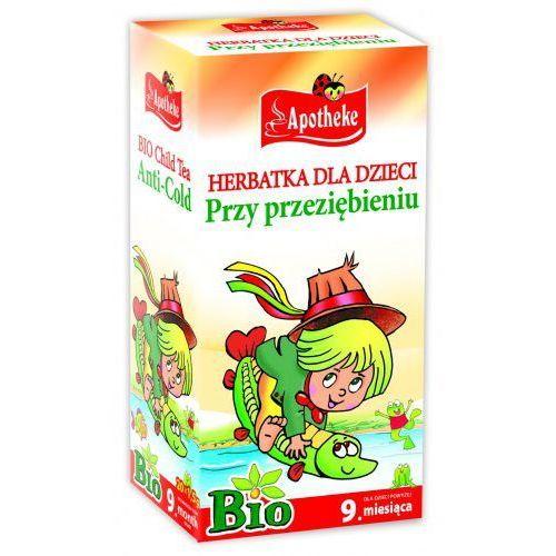 Herbatka dla dzieci PRZY PRZEZIĘBIENIU 20x1,5 BIO BP APOTHEKE - produkt z kategorii- Ziołowa herbata