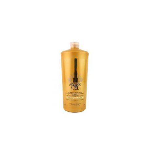 Loreal Mythic Oil, szampon do włosów cienkich i normalnych, 1000ml