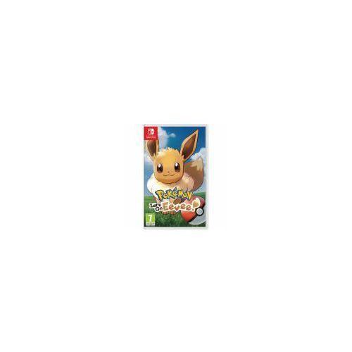 POKEMON LET'S GO EEVEE! (SWITCH)