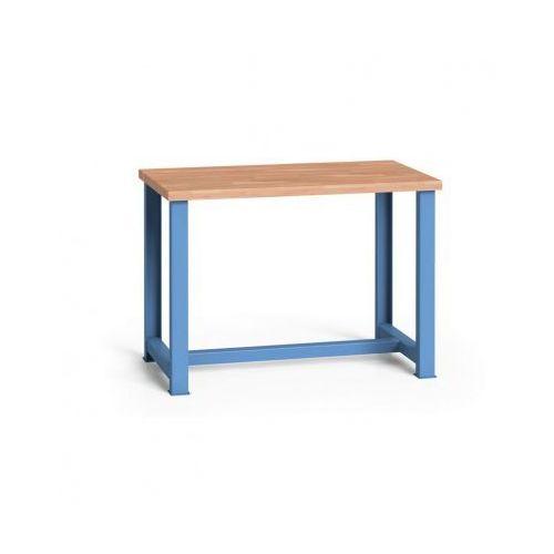 Stół warsztatowy z nogami bez regulacji