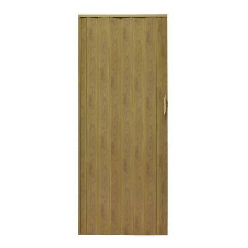 Drzwi harmonijkowe Natura, D.HAR. 001P-80-46G