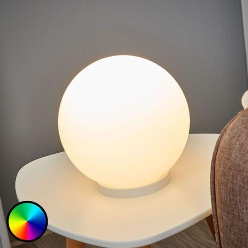 75362 - led lampa stołowa rondo-c 1xe27/7,5w/230v marki Eglo