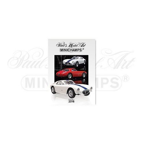 Minichamps pma catalogue 2016 resin