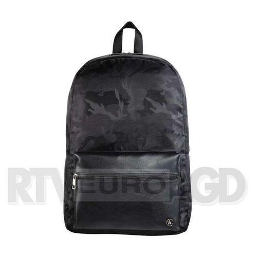 ae5cd02615c81 Plecak do laptopa HAMA Mission Camo 14 cali Czarny metaliczny 101598