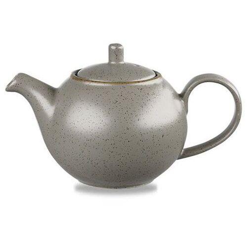 Dzbanek porcelanowy peppercorn grey marki Churchill