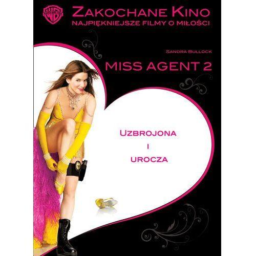 Miss agent 2. uzbrojona i urocza (dvd) - john pasquin od 24,99zł darmowa dostawa kiosk ruchu marki Galapagos films