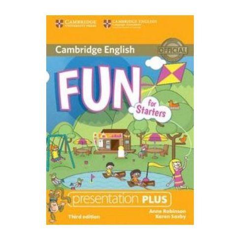 Fun for Starters Presentation Plus DVD - produkt z kategorii- Pozostałe filmy