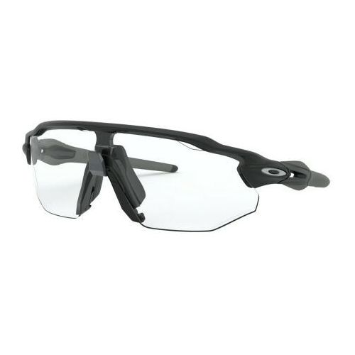 Oakley Okulary radar ev advancer matte black clear black iridium photochromic oo9442-06
