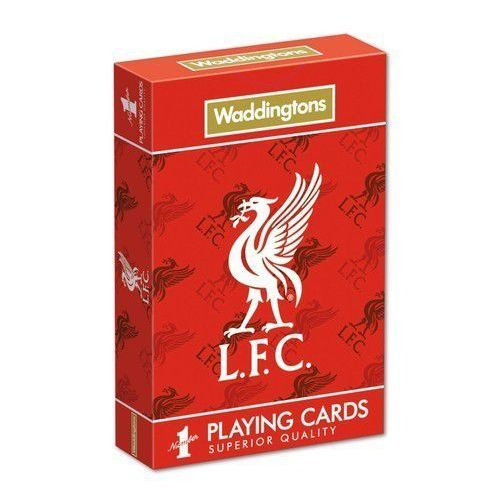 Winning moves Karty do gry waddingtons liverpool fc