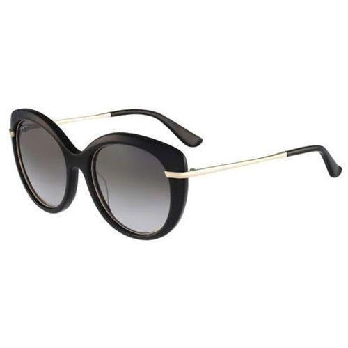 Salvatore ferragamo Okulary słoneczne sf 724s 001