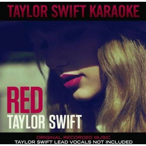 Taylor Swift - RED - KARAOKE EDITION