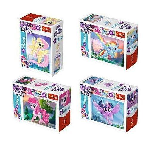 20 elementów Mini Maxi, My Little Pony Magia kucyków/24 sztuki